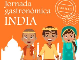 JORNADA GASTRONÓMICA INTERNACIONAL INDIA